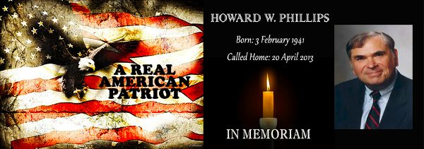 Howard Phillips Memoriam - Scaled for Blog