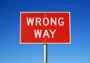 Wrong Way 295p